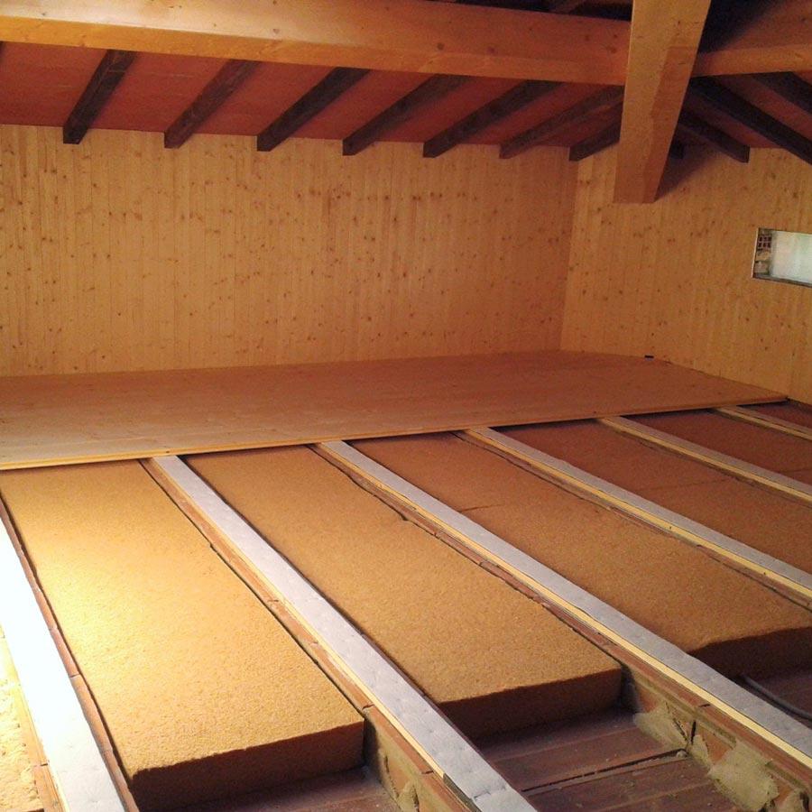 Pannelli Legno Senza Formaldeide fibra di legno fibertherm flex 60