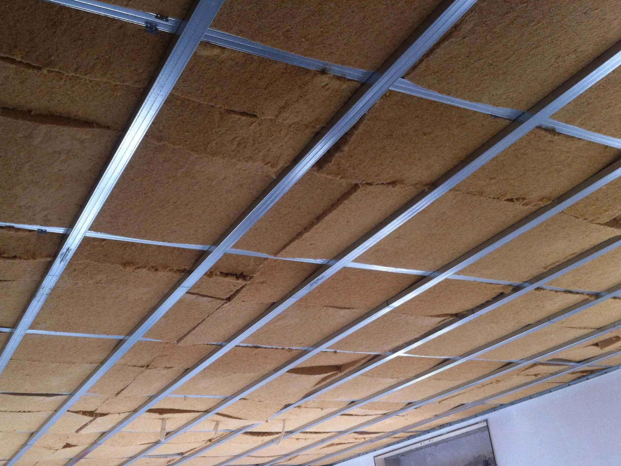 Sfasamento termico fibra di legno - Isolare tetto dall interno ...